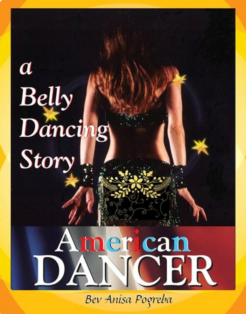 American Dancer Belly Dancing Story Book