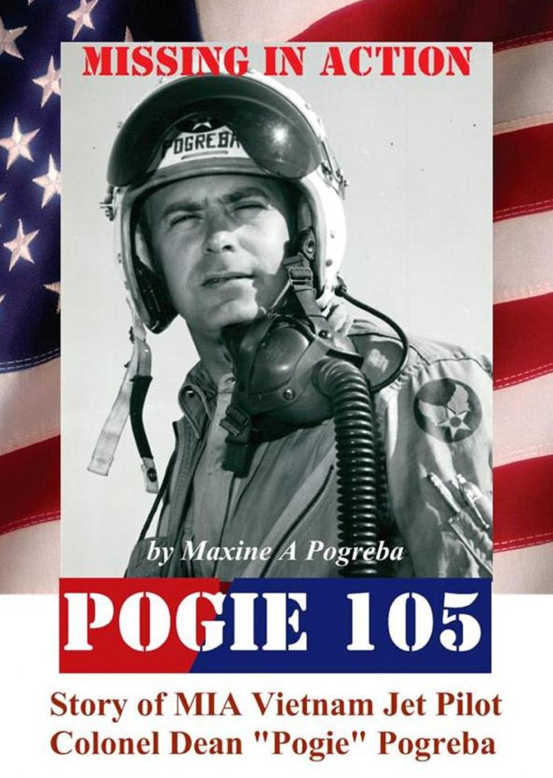 Pogie 105 Missing In Action book